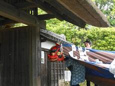 内宿神楽保存会